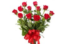 FL0006 - Red Rose Bouquet