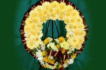 SP0013 - Yellow Wreath