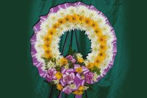 SP0014 - Round Wreath