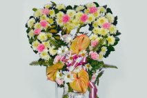 SP0016 - Sympathy Wreath