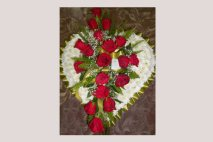 SP0025 - Sympathy Wreath