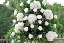 WD0001 - Wedding Arrangement