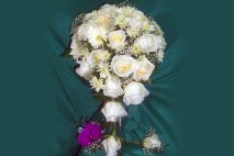 WD0004 - White Bouquet