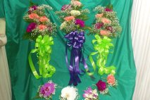 WD0006 - Party Flowers